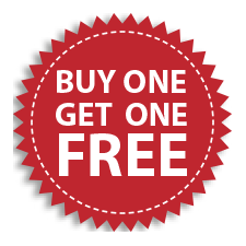 Buy one, get one free!